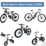 5 Best Electric Bikes Under $1000 In 2020 (Ultimate Buyer's Guide)