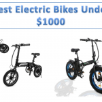 Top Best Electric Bikes Under $1000 2020! Ultimate Buyer's Guide to Destiny