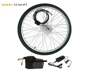 Front Wheel E-Bike Conversion Kit