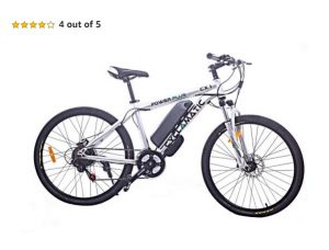 CXI Electric Mountain Bike
