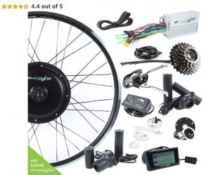 Direct Conversion Electric Bicycle Kit