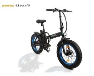 Fat Tire Folding Electric Bike