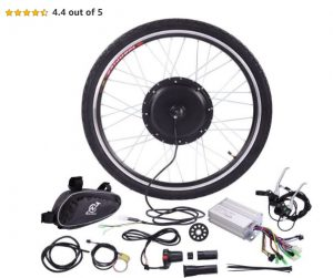 E-bike Hub Motor Conversion Kit