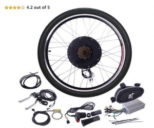 Electric Bicycle Hub Motor Conversion Kit