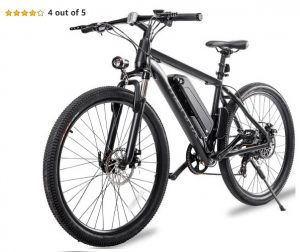 Electric Mountain Bike under 1000