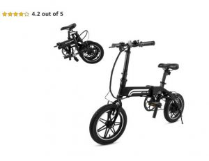 Best electric Folding Bike under 1000