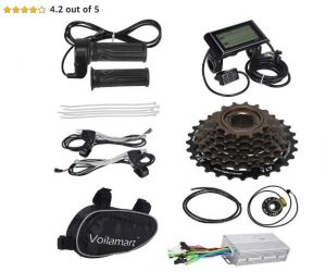 Rear Wheel Electric Bike Conversion Kits