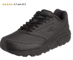 best men's walking shoes for flat feet