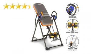 inversion table for neck pain